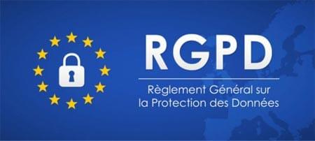 Logo RGPD Règlement Général sur la Protection des Données