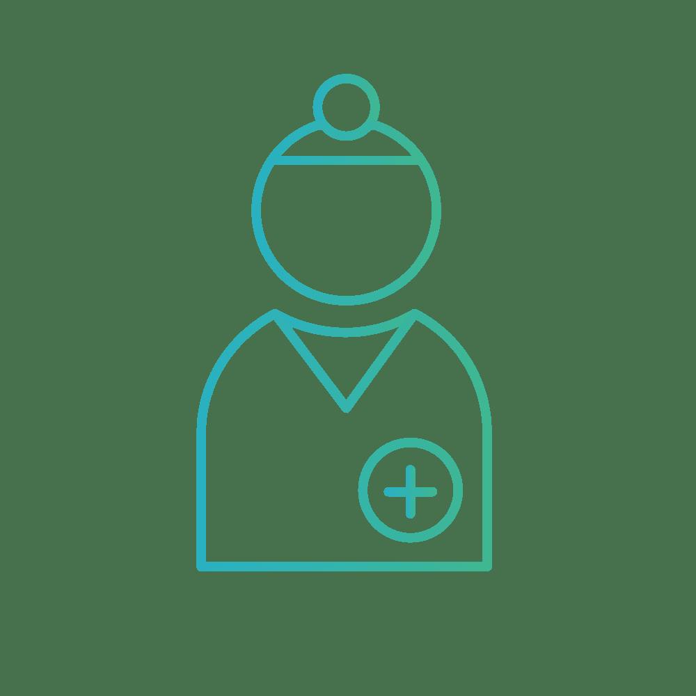 Pictogramme praticien médecin